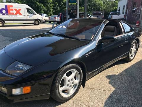 1990 Nissan 300ZX for sale at Gaybrook Garage in Essex MA