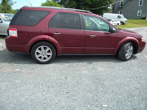 2008 Ford Taurus X for sale in Monticello, NY