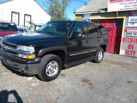 2005 Chevrolet Tahoe for sale at Discount Auto Sales in Monticello NY