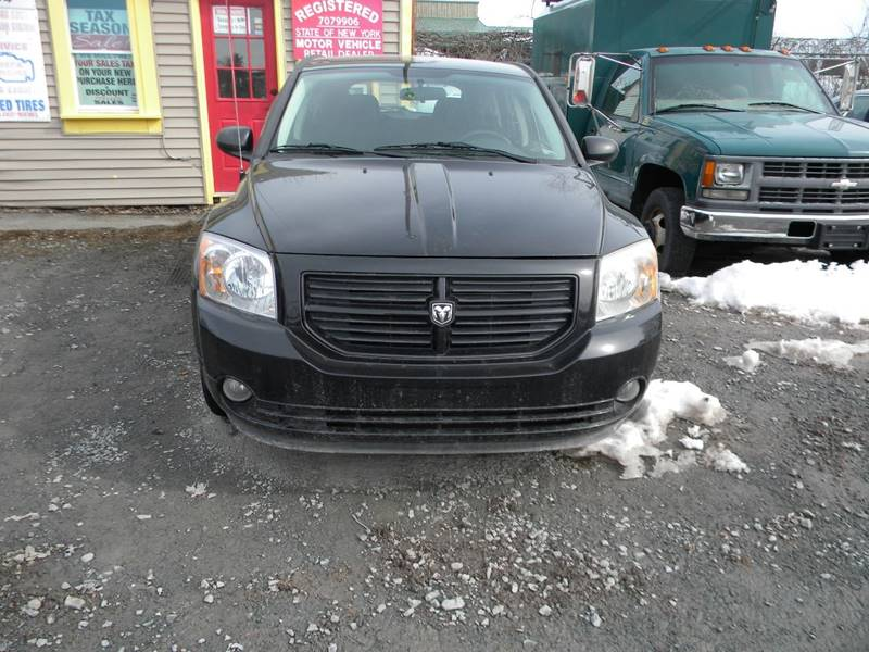2009 Dodge Caliber for sale at Discount Auto Sales in Monticello NY