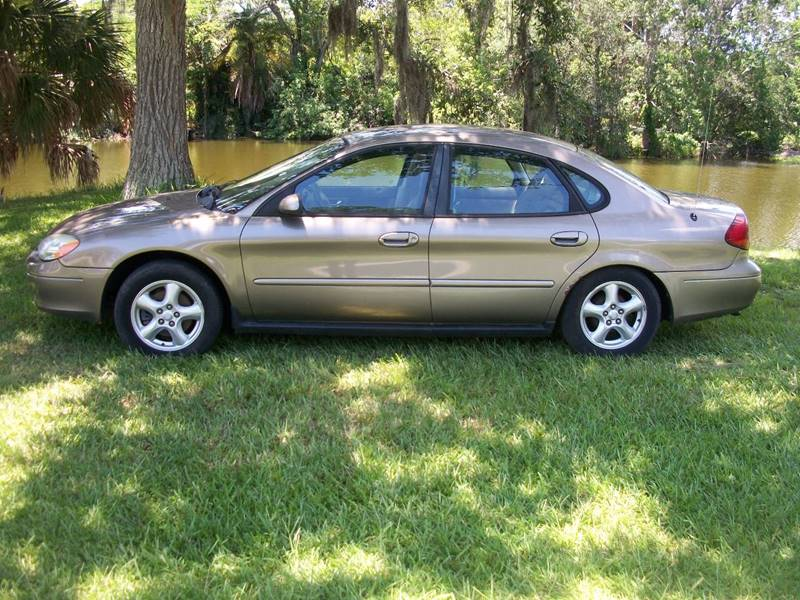 2002 Ford Taurus for sale at Bargain Auto Mart Inc. in Kenneth City FL