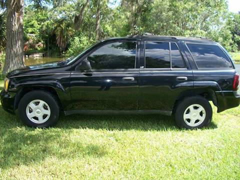 2002 Chevrolet TrailBlazer for sale at Bargain Auto Mart Inc. in Kenneth City FL