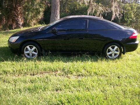 2005 Honda Accord for sale at Bargain Auto Mart Inc. in Kenneth City FL