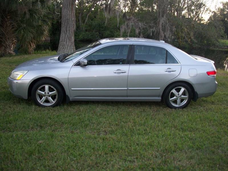 2004 Honda Accord for sale at Bargain Auto Mart Inc. in Kenneth City FL