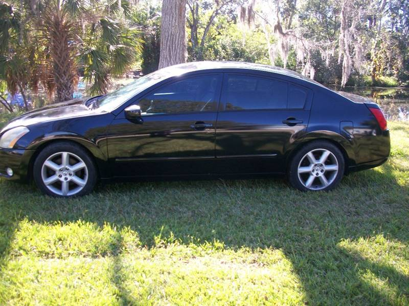 2004 Nissan Maxima For Sale At Bargain Auto Mart Inc. In Kenneth City FL