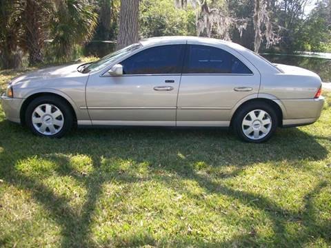 2004 Lincoln LS for sale at Bargain Auto Mart Inc. in Kenneth City FL