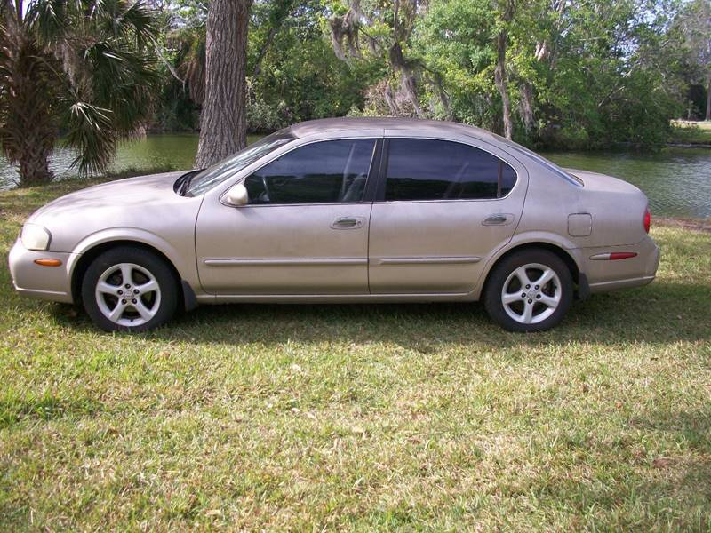 2001 Nissan Maxima For Sale At Bargain Auto Mart Inc. In Kenneth City FL