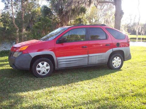 2001 Pontiac Aztek for sale in Kenneth City, FL