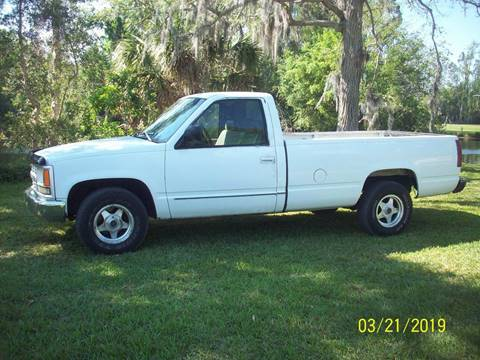 1994 Chevrolet C/K 1500 Series for sale at Bargain Auto Mart Inc. in Kenneth City FL