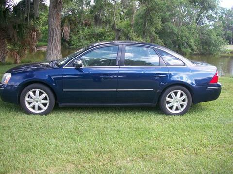 2005 Ford Five Hundred for sale at Bargain Auto Mart Inc. in Kenneth City FL