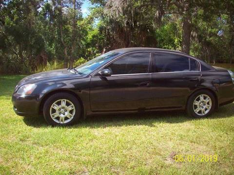 2006 Nissan Altima for sale at Bargain Auto Mart Inc. in Kenneth City FL