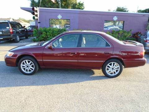 2000 Toyota Camry for sale at Bargain Auto Mart Inc. in Kenneth City FL