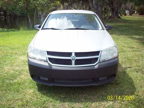2010 Dodge Avenger for sale at Bargain Auto Mart Inc. in Kenneth City FL