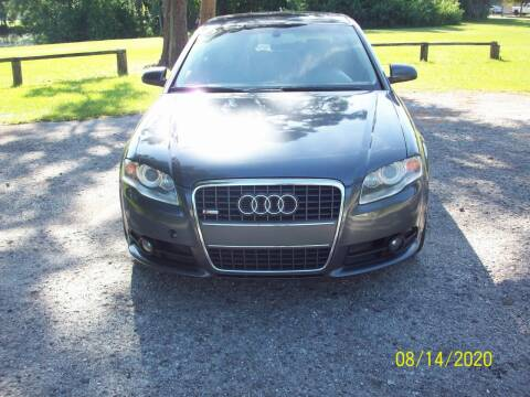 2008 Audi A4 for sale at Bargain Auto Mart Inc. in Kenneth City FL