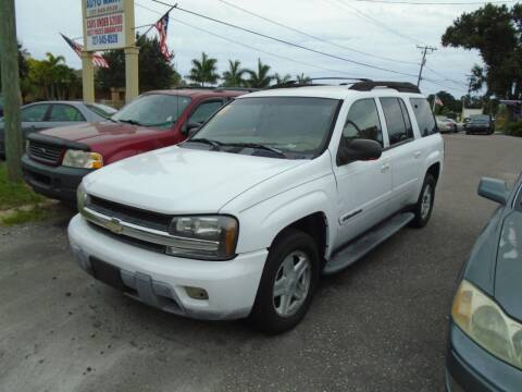 2005 Chevrolet TrailBlazer for sale at Bargain Auto Mart Inc. in Kenneth City FL