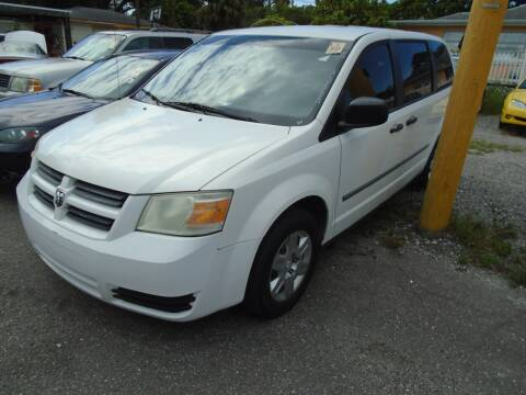2010 Dodge Grand Caravan for sale at Bargain Auto Mart Inc. in Kenneth City FL