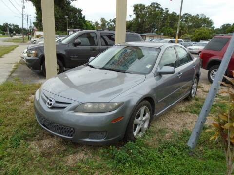 2008 Mazda MAZDA6 for sale at Bargain Auto Mart Inc. in Kenneth City FL