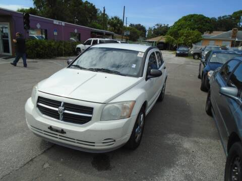 2007 Dodge Caliber for sale at Bargain Auto Mart Inc. in Kenneth City FL