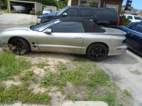 2002 Pontiac Firebird for sale at Bargain Auto Mart Inc. in Kenneth City FL