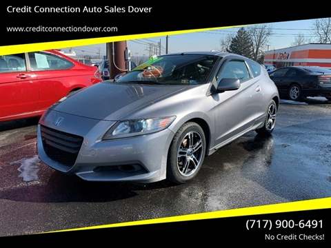 2011 Honda CR-Z for sale in Dover, PA