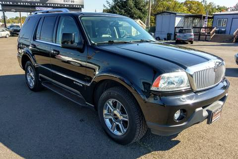 2003 Lincoln Aviator for sale in Eugene, OR
