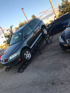 2004 Volkswagen Touareg for sale in Waukegan, IL