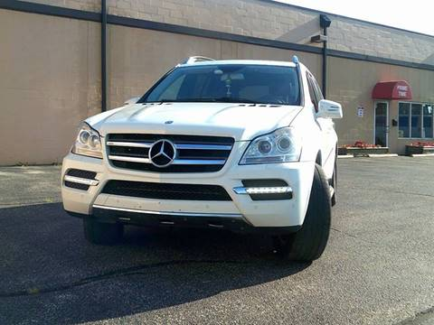 2012 Mercedes-Benz GL-Class for sale in Waukegan, IL