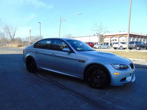 2008 BMW M3 For Sale At Car Depot Auto Sales In Waukegan IL