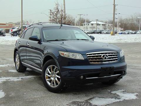 Ordinaire 2008 Infiniti FX35 For Sale At Car Depot Auto Sales In Waukegan IL