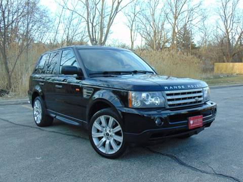 land rover for sale in waukegan il. Black Bedroom Furniture Sets. Home Design Ideas