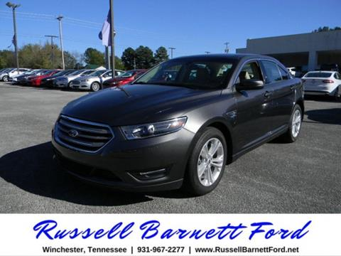 2016 Ford Taurus for sale in Winchester, TN