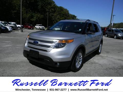 2015 Ford Explorer for sale in Winchester, TN