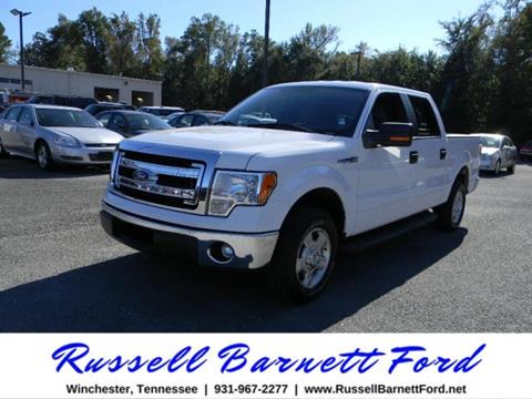 2014 Ford F-150 for sale in Winchester, TN