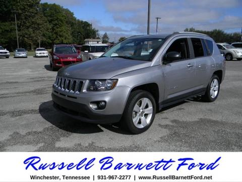 2016 Jeep Compass for sale in Winchester, TN