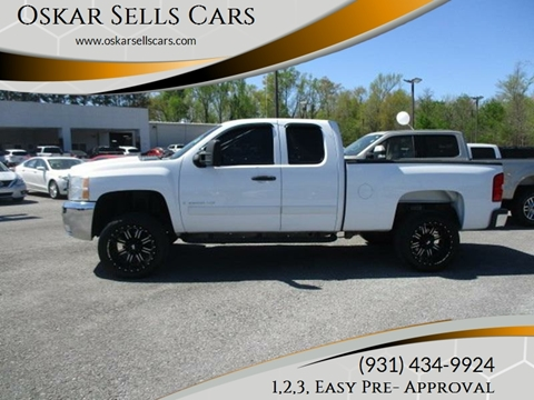 2007 Chevrolet Silverado 2500HD for sale at Oskar  Sells Cars in Winchester TN