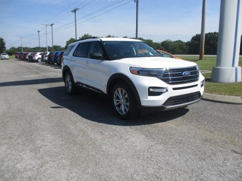 2020 Ford Explorer for sale in Winchester, TN
