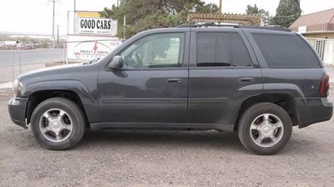 2007 Chevrolet TrailBlazer for sale in Albuquerque, NM