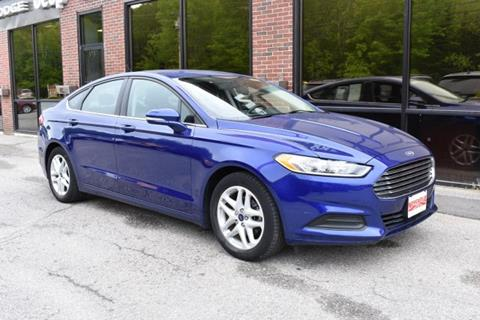 2016 Ford Fusion for sale in Newcastle, ME