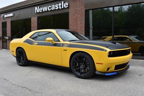 2017 Dodge Challenger for sale in Newcastle, ME