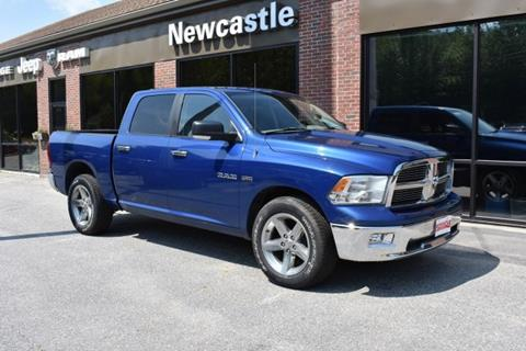 2010 Dodge Ram Pickup 1500 for sale in Newcastle, ME