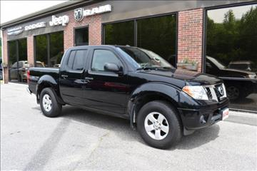 2012 Nissan Frontier for sale in Newcastle, ME