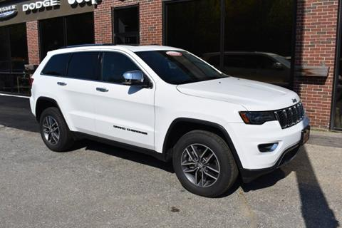 2017 Jeep Grand Cherokee for sale in Newcastle, ME