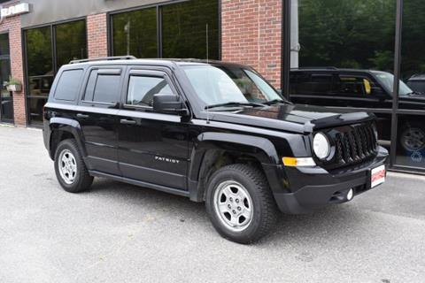 2014 Jeep Patriot for sale in Newcastle, ME