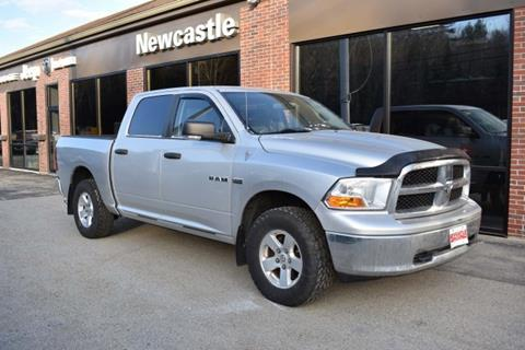 2009 Dodge Ram Pickup 1500 for sale in Newcastle, ME
