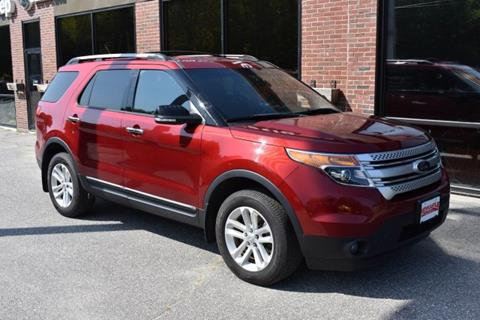 2013 Ford Explorer for sale in Newcastle, ME