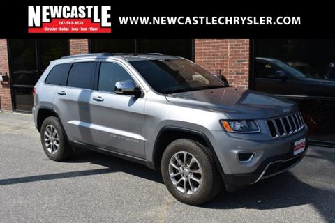 2014 Jeep Grand Cherokee for sale in Newcastle, ME