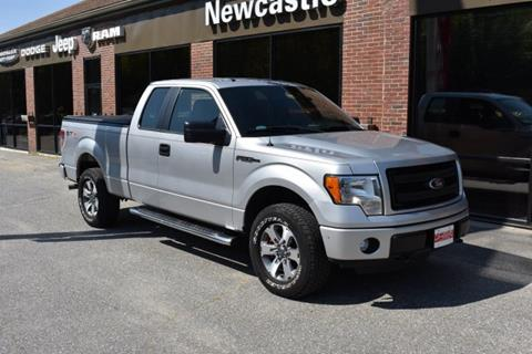 2013 Ford F-150 for sale in Newcastle, ME