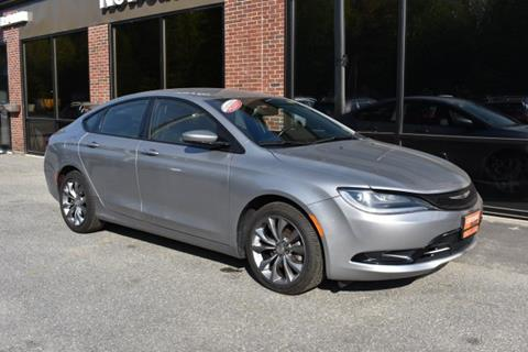 2015 Chrysler 200 for sale in Newcastle, ME