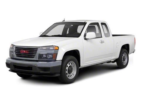 2011 GMC Canyon for sale in Newcastle, ME