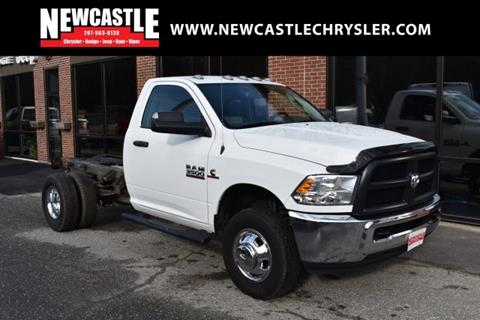 2015 RAM Ram Chassis 3500 for sale in Newcastle, ME